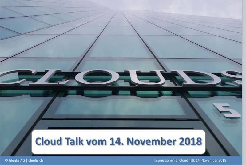 14.11.2018 Cloud Sourcing Lifecycle
