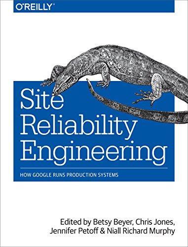 Abbildung 2: Googles Site Reliability Engineering SRE Buch